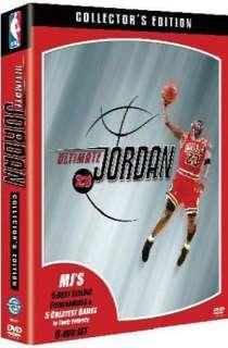 ULTIMATE JORDAN   Collection Box Chicago Bulls *NEW DVD