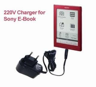 220V Cargador para SONY eBook Reader PRS 300 PRS 505 PRS 500 PRS 600