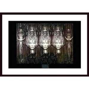 Li II 3D   Artist: H. R. Giger  Poster Size: 24 X 36: Home & Kitchen