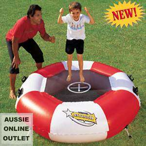 NEW Bestway Atomic Bouncer Trampoline Inflatable Tramp