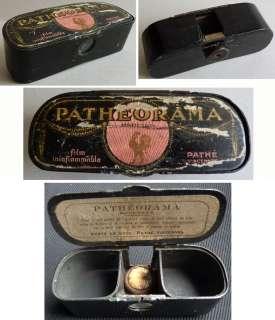 Appareil photo camera PATHEORAMA Pathé vers 1900