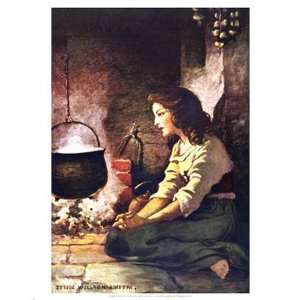 Art Poster Print by Jessie Willcox Smith, 20x25 Home & Kitchen