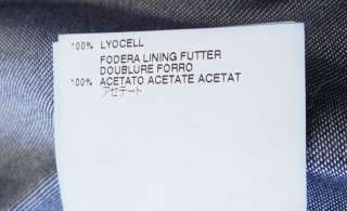 1,095! Italy MAISON MARTIN MARGIELA 14 Lyocell Languid Blazer 52 IT X