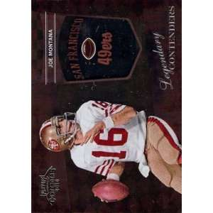 Joe Montana San Francisco 49ers 2010 Playoff Contenders