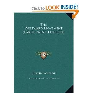 Movement (LARGE PRINT EDITION) (9781169880580): Justin Winsor: Books