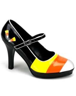 Theme / Food / Womens Candy Corn Shoe