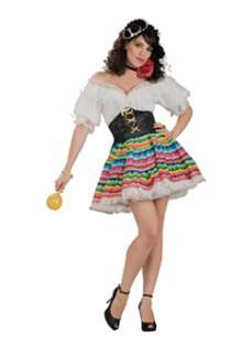 Hot Tamale  Cheap International Halloween Costume for Women