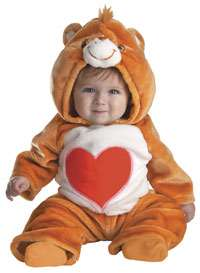 Tenderheart Bear Costume   Infant Care Bear Costume