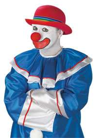 Bozo Clown Derby Hat   Authentic Bozo the Clown Costume Accessories
