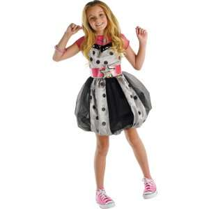 Hannah Montana Pink with Polka Dots Dress Child Costume, 60755
