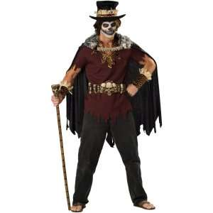 Witch Doctor Premier Adult Costume, 68986