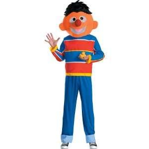 Sesame Street Ernie Teen Costume, 61802