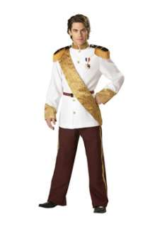Elite Prince Charming Mens Fairytale Costume at Wholesale Prices