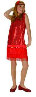 Roaring 20s Flapper (Kids Costume)