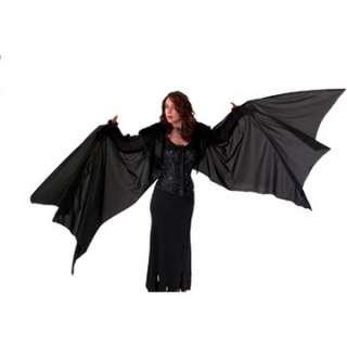 Adult RED Vampire Bat Wings   Vampire Costume Accessories   15TA451