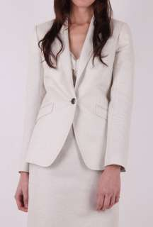 Shimmer Single Button Blazer by Paul Smith Black   Metallic   Buy