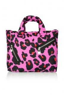 Leopard Print Shoulder Bag by Sonia by Sonia Rykiel   Multicoloured