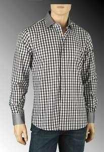 NEW ETRO MENS LUXURY DEMIER PRINT COTTON DRESS SHIRT 40/15.75