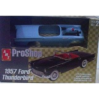 AMT Ertl 38395 1957 Ford Thunderbird   ProShop   Plastic Model Kit