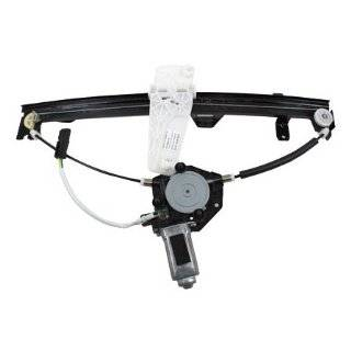 Grand Cherokee Front Passenger Side Replacement Power Window Regulator