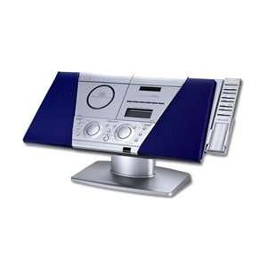 HH Scott SJ320S Desktop / Wall Mount Microsystem (Silver