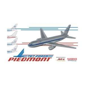 Aviation 400 Air Atlanta L 1011 Model Airplane Toys & Games
