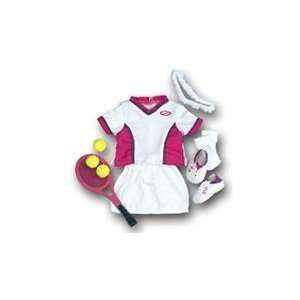 Toy Tennis outfit for American Girl dolls Toys & Games