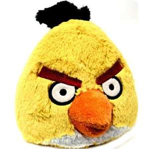 10 Angry Birds (Yellow) Soft Plush Doll