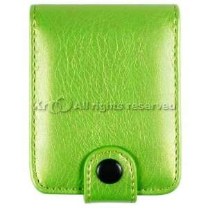 Leather Melrose Case for Apple iPod Nano 3rd Generation Electronics