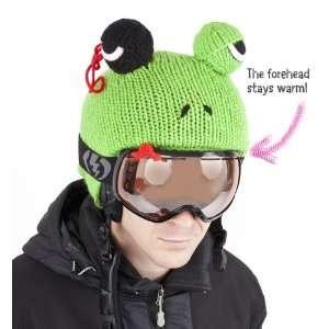 Snowboarding Helmet Cover/ Hat / Beanie (Ski / motorcycle /bicycle