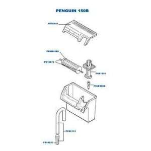 Bio Wheel Assembly For Penguin 150b (Catalog Category Aquarium