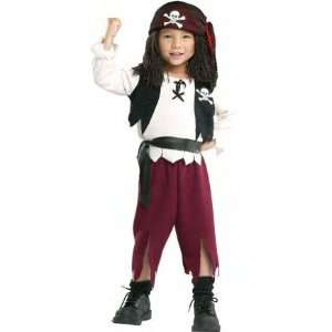Pirate Captain Boys Pirate Costume For Toddlers Toys
