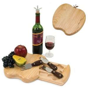 Shaped Cutting Board Stainless Steel Cheese Tools