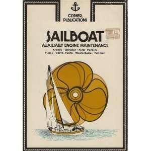 Sailboat auxiliary engine maintenance Atomic, Chrysler