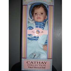 Cathay Collection Vinyl Doll: Toys & Games