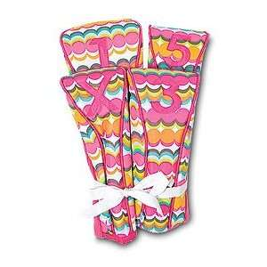 Room It Up Dream Dot Ladies Golf Club Covers Sports & Outdoors