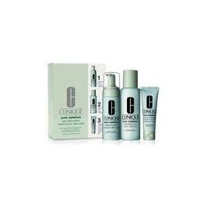 Clinique Acne Solutions Clear Skin Starter Kit Cleansing