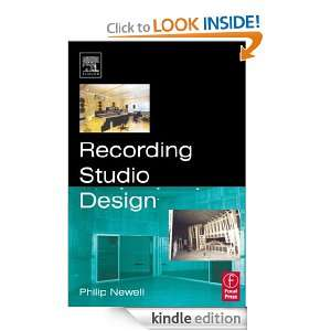 Recording Studio Design PHILIP NEWELL  Kindle Store