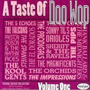 Taste of Doo Wop Vol. 1 Various Music