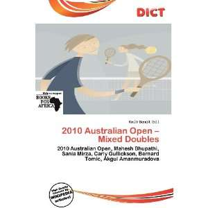 Australian Open   Mixed Doubles (9786135952520) Knútr Benoit Books