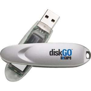 EDGE Tech 32GB DiskGO Secure USB 2.0 Flash Drive. 32GB