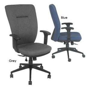 High Back Executive Chair,Chairworks 9880SH, Metal RAchet