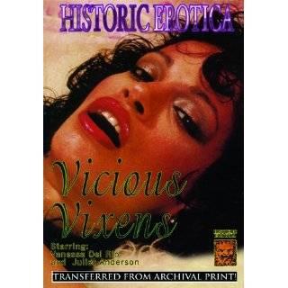 Vicious Vixens ~ Vanessa del Rio and Juliet Anderson ( DVD   2010)