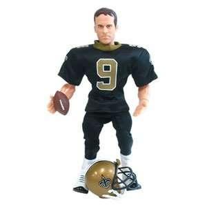 Drew Brees (New Orleans Saints) NFL Gladiator Figure