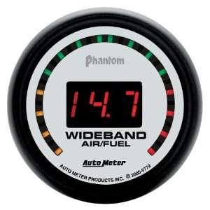 Auto Meter 5779 Phantom 2 1/16 Wideband Air/Fuel Ratio