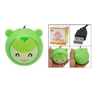 USB Personal Mini Hand Warmer Massager Green Health & Personal Care