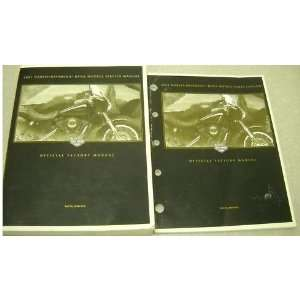 2001 Harley Davidson Dyna Models Service Shop Manual