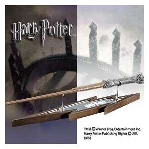 Harry Potter Lightning Bolt Wand Display
