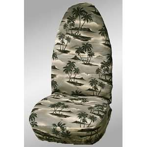 Shear Comfort Custom Chevy Tahoe Seat Covers   FRONT ROW Solid Bench