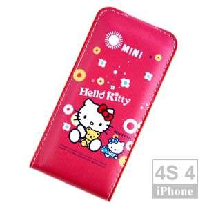 Premium Adorable Hello Kitty Synthetic Leather Case for